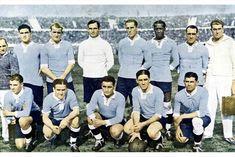 Uruguay - Campeón en el primer mundial, 2 en total (1930 -1950)