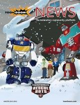 News 6, News Magazines, Press Release, Upcoming Events, Past, Animation, Winter, Winter Time, Past Tense