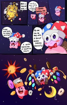I mean, who can be mad | Kirby | Know Your Meme
