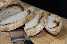 Sült hagymás ciabatta - CITROMDISZNÓ Ciabatta, Baguette, Bread, Food, Brot, Essen, Baking, Meals, Breads