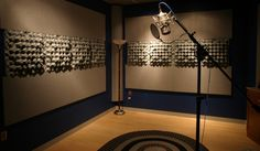 Image result for record studio booth