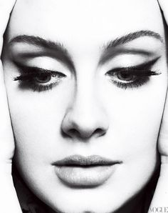Adele for Vogue March 2012