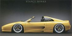 low and slow Ferrari (Феррари) - мечта любого мужчины! Ferrari F40, Lamborghini, Best Muscle Cars, Sweet Cars, Japanese Cars, Amazing Cars, Awesome, Hot Cars, Exotic Cars