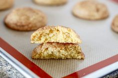 Pumpkin Snickerdoodles - melt in your mouth pumpkin cookies rolled in sugar and pumpkin pie spice. This is the perfect pumpkin cookie recipe! Best Pumpkin Muffins, Pumpkin Cookie Recipe, Pumpkin Cookies, Pumpkin Pie Spice, Cookie Recipes, Pumpkin Snickerdoodles, Snickerdoodle Recipe, Snicker Doodle Cookies, Crab Cakes