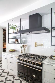 Kitchen Trend: Frenc