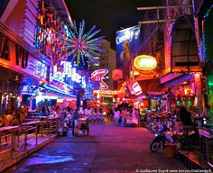 The famous Soi Cowboy, in Bangkok. Spent some fun times in Thailand when I was young and stupid.