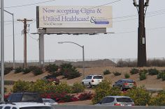 Billboard for Drs. Goodman & Partridge on the Santan Freeway Loop 202.  Now accepting Cigna & United Healthcare! Drs. Goodman & Partridge, OB/GYN Comfortable, convenient healthcare for every stage of your life. www.MomDoc.com  The Santan Freeway Loop (Learn a Little-Known, But 100% Scientifically-Proven Way To ERASE Your Diabetes in 3 SHORT weeks)