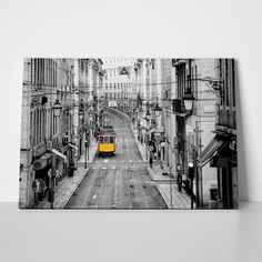 Off Extraordinary in the Ordinary Metal Wall Art by Yosemite Home Decor. @ Dimension: In. H @ Metal Artwork @ Engraved Metal Artwork @ Metal @ Ready to Hang Glass Wall Art, Stained Glass Art, Lisbon Tram, Tramway, Glass Printing, Rue, The Ordinary, Wall Murals, Mural Art