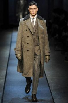 Canali Fall Winter 2013.14 Menswear Collection