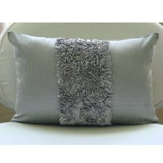 Decorative Oblong / Lumbar Rectangle Throw by TheHomeCentric