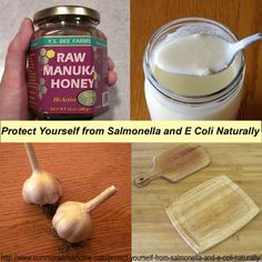 Protect Yourself from Salmonella and E Coli Naturally