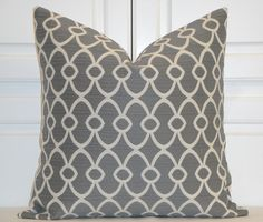 Decorative Pillow Cover    Accent Pillow  by TurquoiseTumbleweed, $42.00