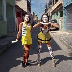 Mime Makeup, Clowns, Goth, Punk, Costumes, Marketing, Instagram, Style, Fashion