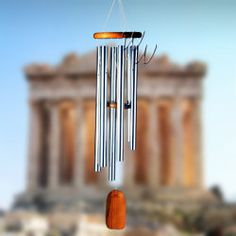 Woodstock Percussion 36 Inch Chimes Of Olympos Wind Chime