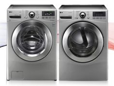 Win an LG TurboWash Laundry Pair from Sears