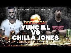 Chilla Jones vs Yung Ill | Doomsday Rap Battle - #BattleRapNews #BattleRapInterviews #BattleRapReport #SayItAgain - http://fucmedia.com/chilla-jones-vs-yung-ill-doomsday-rap-battle-battlerapnews-battlerapinterviews-battlerapreport-sayitagain/