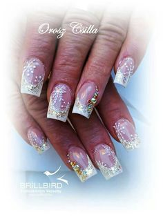 Winter Nails, Christmas Nails, Younique, My Nails, Nail Designs, Holiday, Design Ideas, Magic, Make Up