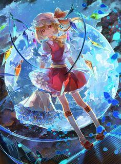 touhou Part 265 - - Anime Image Touhou Anime, Manga Anime, Anime Figures, Anime Characters, Kawaii Anime, Scarlet, Hokusai, Image Manga, Anime Kunst
