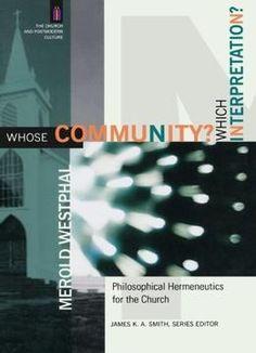 Whose Community? Which Interpretation? PDF
