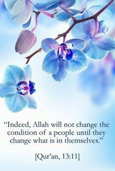 Quran 13:11
