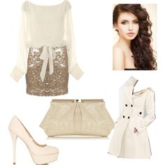 Winter Party Outfit