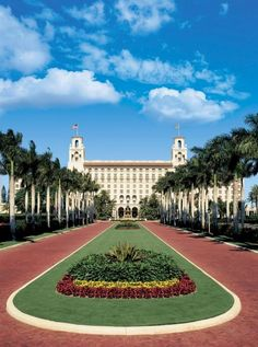 The Breakers Resort, Palm Beach, Florida