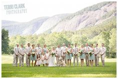 Great #weddingparty #portrait at #LonesomeValley.