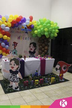 Aniversário Personalizado KekArt