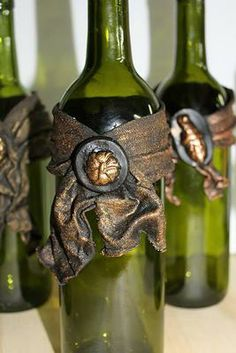 wine sleeves -inspiration only - no link