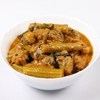 Fish With Drumstick Curry from givoli.com