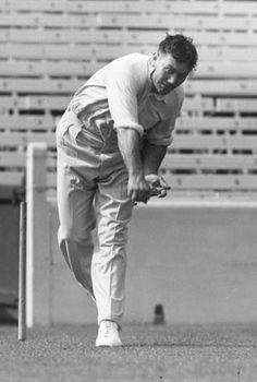 Alec Bedser - England. 236 wickets.