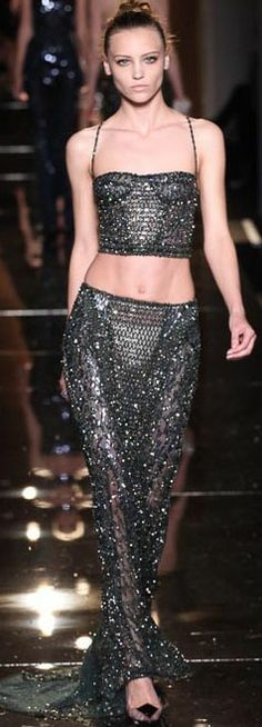 Atelier Versace, Fall Couture 2013