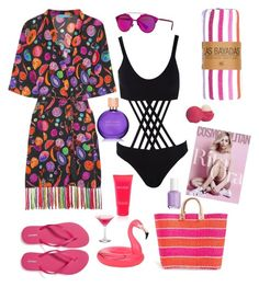 """""""Beach Day"""" by oliviafida ❤ liked on Polyvore featuring Estée Lauder, Matthew Williamson, Mar y Sol, Boohoo, Old Navy, Decléor, Christian Dior, Eos, Essie and Las Bayadas Matthew Williamson, Beach Day, Essie, Christian Dior, Boohoo, Old Navy, Polyvore, Stuff To Buy, Shopping"""