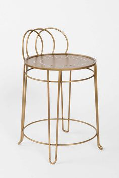 Plum & Bow Wire Loop Chair - Urban Outfitters