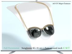 Sunglasses SG-31 Full Permission