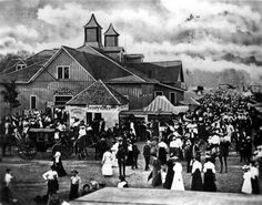 Kansas State Fair, Hutchinson, between 1900 and 1919
