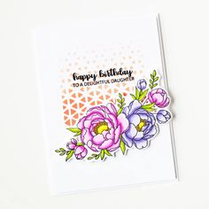 Measurements (all approximate): Peonies - x x Love Your Smile, My Love, Pretty Cards, Clear Stamps, Peony, Stencils, Triangle, Happy Birthday, Drawings