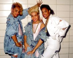 PUSH IT by Salt-N-Pepa (with Spinderella in 1987)