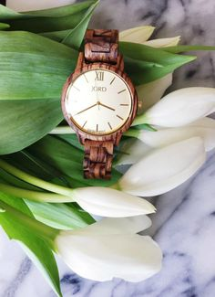 Why I love my wood watch + a special giveaway!  @jordwoodwatches