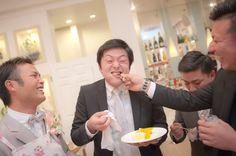悪ふざけが過ぎますよ。少し落ち着いて下さい。(^.^;  ウェディングフォト ブライダルフォト Paseo Bridal http://www.onuki.tv/bridal