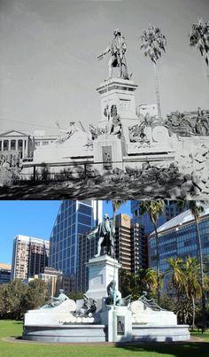 1961 - [City of Sydney archives & Kevin Sundgren. By Kevin Sundgren] Arthur Phillip, Aboriginal History, Sydney City, Historical Photos, Botanical Gardens, Old Photos, Past, Australia, Explore
