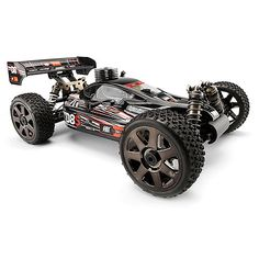 HPI Racing D8S RTR Nitro Buggy 1/8