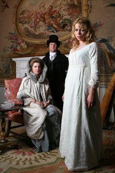 Jane Austen BBC Romance 2007 - Mansfield Park - TV with Billie Piper as Fanny Price