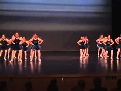 Zorba meets Riverdance! Check out these young dancers' routine performed...