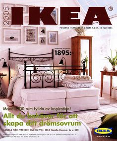 Every Ikea Catalog Cover Since 1951 Home Interior, Interior Decorating, Interior Design, Catalogue Ikea, Design Ikea, Catalog Cover, Furniture Manufacturers, Ikea Hacks, Southern Living