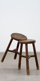 WEIWEI Ai (né en 1957), Stool, 2006, tabourets de la dynastie Qing, 68x38x65 cm.