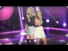 "2 Steel Girls' Blind Audition: ""Before He Cheats"" - #TheVoice #TeamBlake"