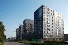 Architects: HVDN Location: Amsterdam, The Netherlands Design Team: Albert Herder, Vincent Van der Klei, Jean-Marc Saurer Project Team: Albert Herder,