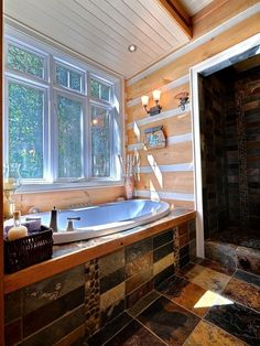 Spaces Rustic Bathrooms Design, Pictures, Remodel, Decor and Ideas - page 16