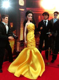 barbie gowns / 36 qw